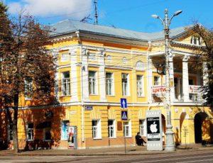 Дом Тулиновых — Воронеж, проспект Революции, 30