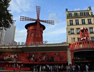 Кабаре «Мулен Руж» (Moulin Rouge) — Париж, 82 Boulevard de Clichy
