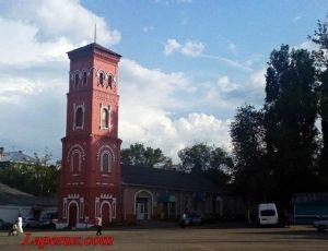 Пожарная каланча — Вольск, улица 1 Мая, 1