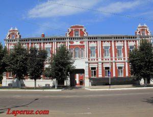 Здание управления Балашовской и Ртищевской епархий — Балашов, улица Советская, 168