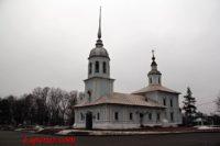 Церковь Александра Невского — Вологда, улица Сергея Орлова, 10