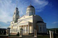 Троицкий собор — Вольск, площадь Свободы, 2