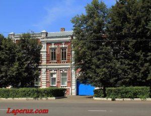 Главпочтамт — Балашов, улица Советская, 164