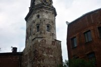 Часовая башня — Выборг