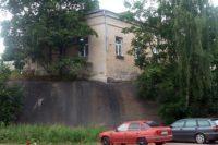 Дом на скале — Выборг, улица Прогонная, 5