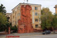 Дом Павлова — Волгоград, улица Советская, 39