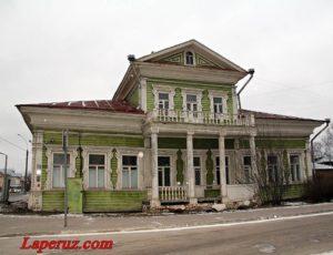Дом Засецких — Вологда, улица Ленинградская, 12