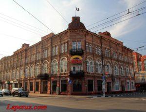 Гостиница «Московская» — Саратов, улица Московская, 84