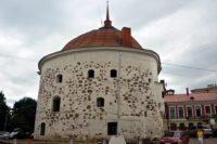 Круглая башня — Выборг, Рыночная площадь, 1