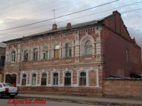 Жилой дом — Саратов, улица Первомайская, 52