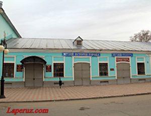Выставочный зал — Елабуга, улица Казанская, 24