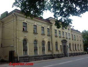 Главный почтамт — Выборг, улица Крепостная, 30