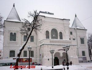 Романовский музей — Кострома, проспект Мира, 5