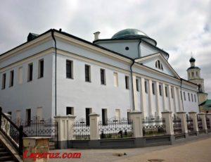 Городской магистрат (ЗАО «Казметрострой») — Казань, улица Баумана, 3