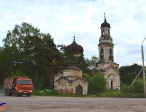 Вознесенская (Ново-Вознесенская) церковь — Торжок, улица Старицкая, 53