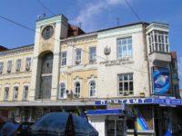 Дом купца И.Г. Новокрещенова (Почтовое отделение №99) — Самара, улица Ленинградская, 24