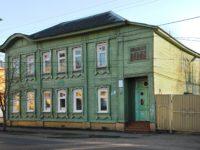 Дом Малова — Ростов, улица Луначарского, 61