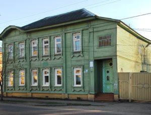 Дом Малова — Ростов Великий, улица Луначарского, 61