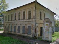 Дом И.А. Шлякова — Ростов, улица Пролетарская, 46