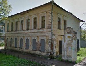 Дом И.А. Шлякова — Ростов Великий, улица Пролетарская, 46