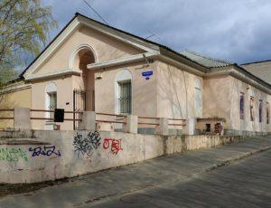 Музей промышленной истории Петрозаводска — Петрозаводск, улица Калинина, 1