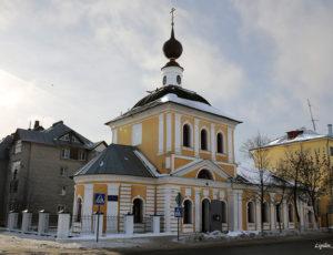 Церковь Покрова Богородицы — Ростов Великий, Ленинская улица, 31