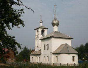 Церковь Иоанна Милостивого — Ростов Великий, улица Декабристов, 11