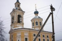 Церковь Спаса Преображения (Ильинская) — Нерехта, улица Красноармейская, 10