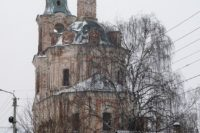Церковь Воскресения Христова (Варваринская) — Нерехта, улица Володарского, 34