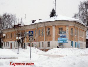Дом Хворинова — Нерехта, улица Ленина, 1