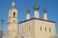 Церковь Смоленской иконы Божьей Матери — Суздаль, улица Ленина, 148А