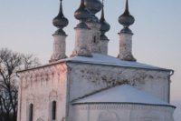 Входо-Иерусалимская церковь — Суздаль, улица Кремлёвская