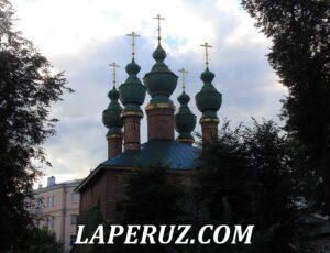 Благовещенский храм — Ярославль, Волжская набережная, 51