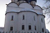 Богородице-Рождественский собор — Суздальский кремль