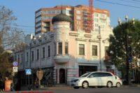 Бывший дом Ичидзи Такеучи — Хабаровск, улица Муравьёва-Амурского, 5