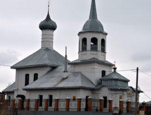 Церковь Николы на Подозёрье — Ростов Великий, улица Петровичева, 20А