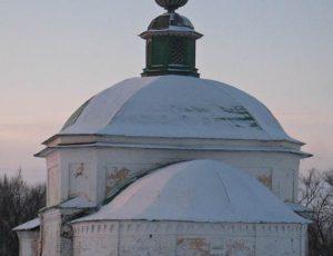 Церковь Параскевы Пятницы — Суздаль, улица Кремлёвская