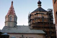Церковь в честь Рождества Христова (в Рыбаках) — Тверь, улица Вольного Новгорода, 11