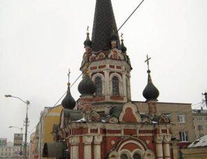 Часовня Николая Чудотворца — Смоленск, улица Беляева, 4
