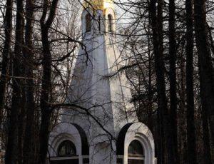 Часовня-памятник в честь 900-летия Рязани — Рязань, Соборная площадь, 13