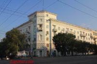 Жилой дом — Хабаровск, улица Муравьёва-Амурского, 11