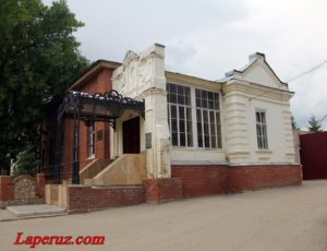 Дом купцов Михайловых — Хвалынск, улица Достоевского, 12