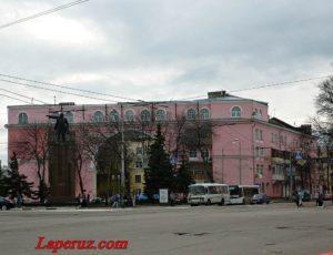 «Дом с аркой» — Ярославль, улица Советская, 21