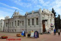 Дом Селезнёва (Дворец бракосочетания) — Тамбов, улица Интернациональная, 27