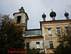 Церковь Георгия Победоносца — Торжок, улица Гражданская, 2