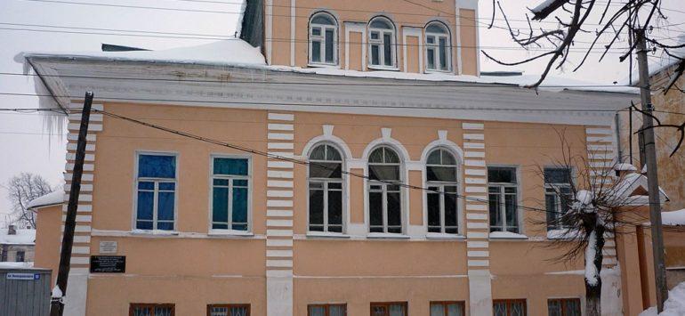 Городская усадьба — Нерехта, улица Володарского, 12