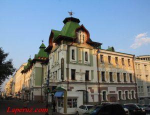 Городской дом — Хабаровск, улица Муравьёва-Амурского, 17