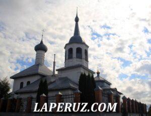 Церковь Николы на Подозёрье — Ростов, улица Петровичева, 20А