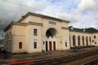 Железнодорожный вокзал — Острогожск, улица Привокзальная, 2