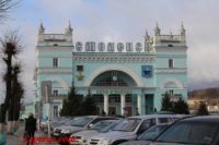 Железнодорожный вокзал — Смоленск, Вокзальная площадь, 1
